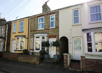 Thumbnail 2 bed terraced house for sale in St Philips Road, Newmarket