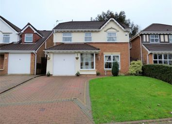 Thumbnail 4 bed detached house for sale in Wharfedale Close, Blackburn, Lancashire
