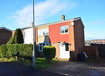 Thumbnail 3 bed semi-detached house for sale in Homefield Avenue, Arnold, Nottingham
