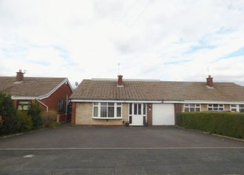 Thumbnail 3 bedroom semi-detached bungalow for sale in Radlett Close, Penketh, Warrington