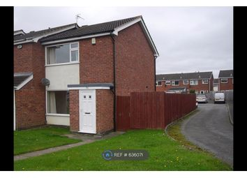 Thumbnail 2 bed end terrace house to rent in Tamar Road, Melton Mowbray