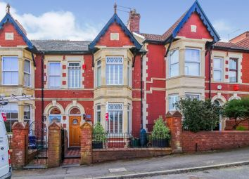 Thumbnail 3 bed terraced house for sale in Harbour Road, Barry