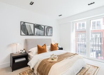 Thumbnail 1 bed flat to rent in 7 Exchange Gardens, London