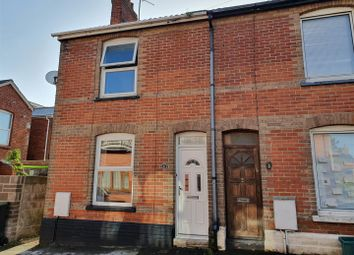 Thumbnail 3 bed terraced house for sale in Highland Road, Weymouth