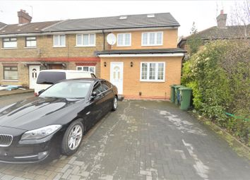 Thumbnail 5 bed end terrace house to rent in Kingsley Road, Ilford