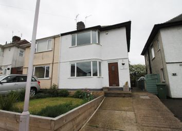 Thumbnail 3 bedroom semi-detached house to rent in Forest Avenue, Mansfield