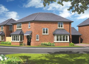 "Thumbnail 4 bedroom property for sale in ""The Capel"" at Basingstoke Road, Spencers Wood, Reading"