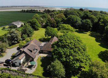 Thumbnail 4 bed detached house for sale in Rectory Lane, Church Norton, Chichester, West Sussex