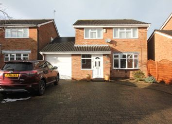 Thumbnail 4 bed property to rent in Kingston Drive, Hinckley