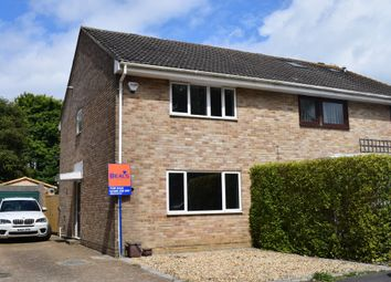 Thumbnail 4 bed semi-detached house for sale in Selwyn Gardens, Eastleigh