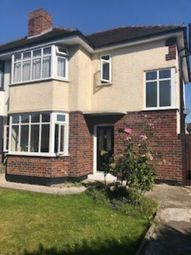 Thumbnail 3 bed semi-detached house to rent in Greasby Road, Greasby, Wirral