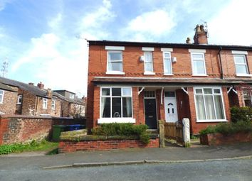 Thumbnail 3 bed terraced house to rent in School Road, Altrincham