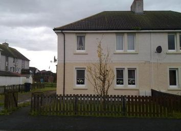 Thumbnail 1 bed flat to rent in Hawthorn Place, Shotts
