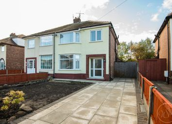 Thumbnail 3 bed semi-detached house for sale in Highfield Road, Ormskirk