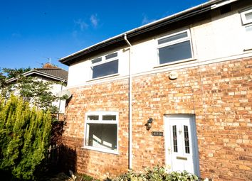 Thumbnail 3 bed end terrace house to rent in Ferriby Grove, Hull