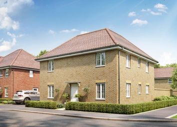 "Thumbnail 4 bedroom detached house for sale in ""Alderney"" at Dorman Avenue North, Aylesham, Canterbury"