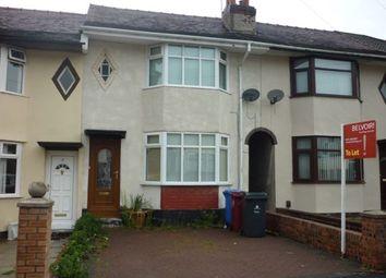 Thumbnail 3 bed town house to rent in Sandiway, Whiston, Prescot