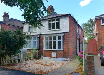 Thumbnail 3 bed semi-detached house for sale in King Edward Avenue, Regents Park, Southampton