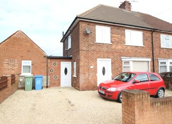 Thumbnail 3 bedroom semi-detached house for sale in Oxford Road, Carlton-In-Lindrick, Worksop
