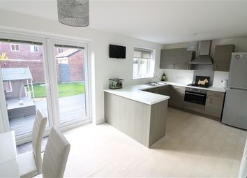 Thumbnail 3 bed detached house for sale in Arnison Close, Carlisle, Cumbria