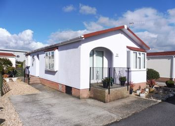 Thumbnail 2 bed mobile/park home for sale in Putton Lane, Chickerell, Weymouth