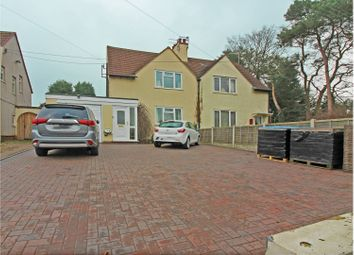 Thumbnail 3 bed semi-detached house for sale in Fox Road, Seisdon