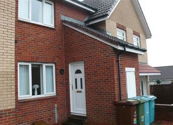 Thumbnail 2 bed terraced house for sale in Ferguson Way, Thrashbush, Airdrie