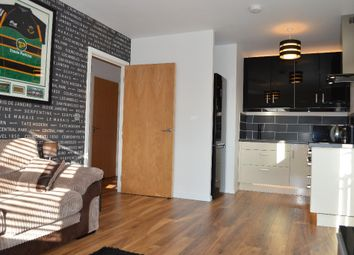Thumbnail 1 bed flat to rent in Brooks Close, Wootton, Northampton