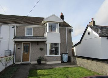 Thumbnail 3 bed semi-detached house for sale in The Bryn, Rhigos
