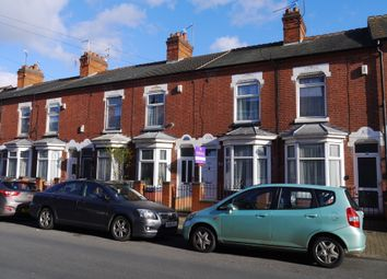 Thumbnail 3 bed terraced house for sale in Dorothy Road, Leicester