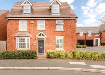 Thumbnail 5 bed detached house for sale in Perrott Way, Harborne, Birmingham
