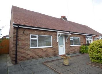 Thumbnail 2 bed bungalow for sale in Austral Avenue, Woolston, Warrington, Cheshire