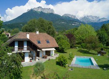 Thumbnail Detached house for sale in Lake Annecy East Side, Menthon-Saint-Bernard, Annecy-Le-Vieux, Annecy, Haute-Savoie, Rhône-Alpes, France