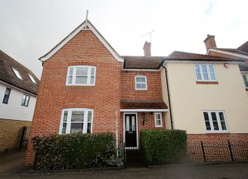 Thumbnail 3 bedroom end terrace house for sale in Long Meadow, High Street, Watton At Stone, Hertford