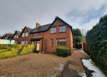 Thumbnail 3 bed semi-detached house to rent in Birmingham Road, Lichfield