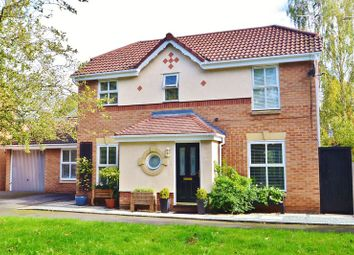 Thumbnail 4 bed detached house for sale in Harvard Grove, Salford