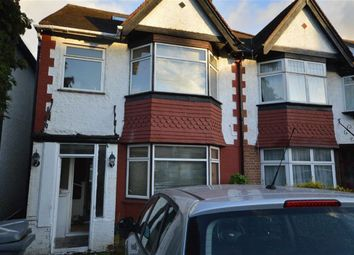Thumbnail 4 bedroom detached house to rent in Meadow Way, Wembley