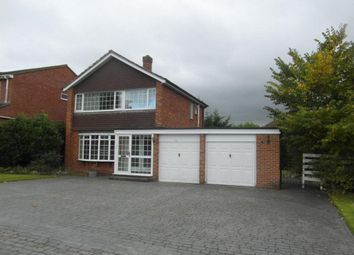 Thumbnail 3 bed detached house to rent in Conyers Avenue, Darlington