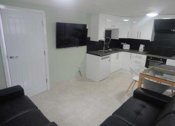 Thumbnail 6 bed flat to rent in Amhurst Road, Fallowfield