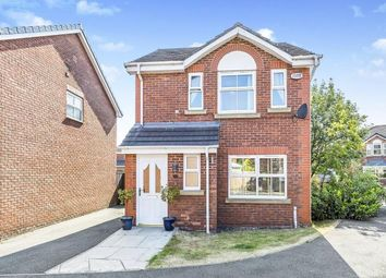 Thumbnail 3 bedroom detached house for sale in Poplar Drive, Coppull, Chorley, Lancashire