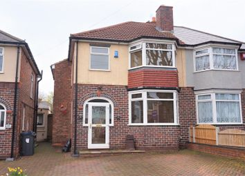 Thumbnail 3 bed semi-detached house for sale in Lindridge Road, Erdington, Birmingham