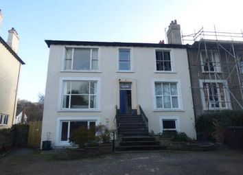 Thumbnail 4 bed maisonette for sale in Angorfa, Park Crescent, Llanfairfechan, Conwy