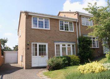 Thumbnail 3 bed semi-detached house to rent in Newmans Court, Farnham