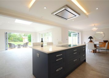 Thumbnail 4 bed detached house for sale in Woodview, Crowpiece Lane, Farnham Royal, Slough