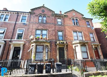 Thumbnail 2 bed flat to rent in Hartington Street, Derby