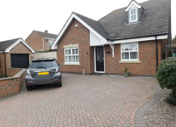 Thumbnail 3 bed bungalow for sale in Jackson Close, Overseal