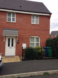 Thumbnail 3 bed semi-detached house to rent in Peacock Gardens, Gorton, Greater Manchester