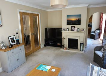 Thumbnail 4 bed detached house for sale in Dane Rise, Bradford-On-Avon