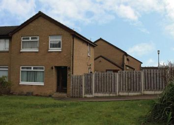 Thumbnail 3 bed semi-detached house for sale in Lochview Crescent, Hogganfield, Glasgow