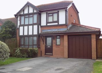 Thumbnail 3 bed detached house for sale in Toms Close, Chard